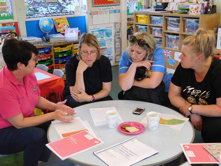 Image of safeguarding children level 2 training